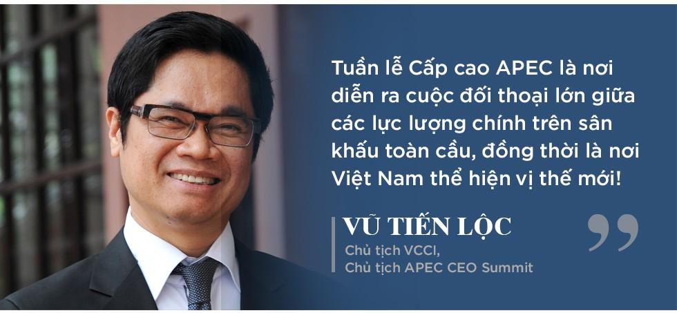 Chủ tịch APEC CEO Summit 2017: Việt Nam đã có thể tư duy cùng một đẳng cấp với toàn cầu! - Ảnh 2.