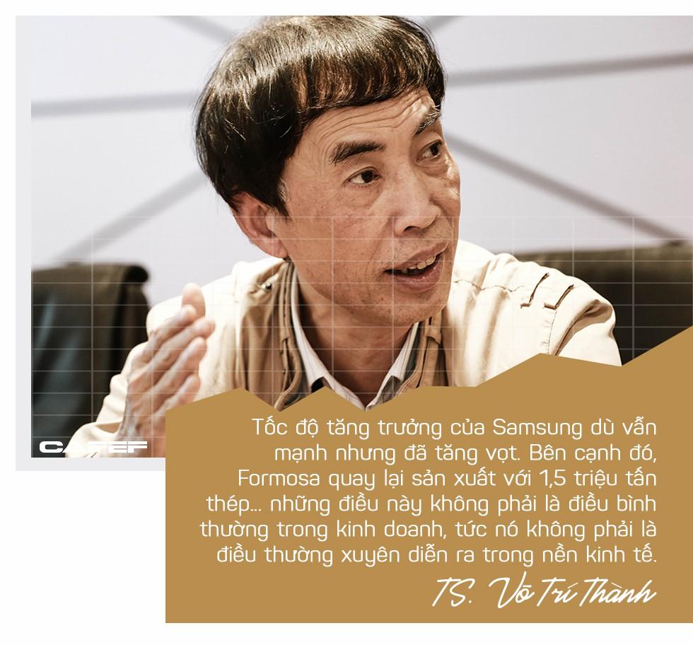 TS. Võ Trí Thành: Theo thang điểm 10, chất lượng tăng trưởng năm nay đạt được 6! - Ảnh 5.