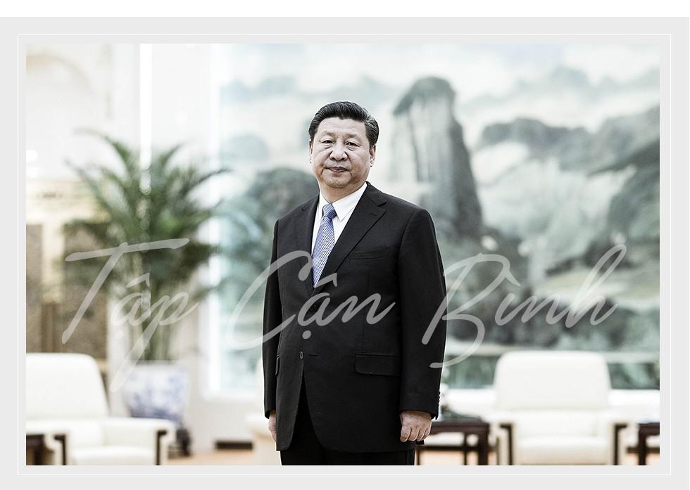 Tập Cận Bình – Người tô màu cho Giấc mộng Trung Hoa - Ảnh 3.