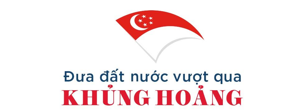 Thủ tướng Lý Hiển Long: Người đưa Singapore vượt khủng hoảng tới thịnh vượng với định hướng toàn cầu hóa - Ảnh 3.