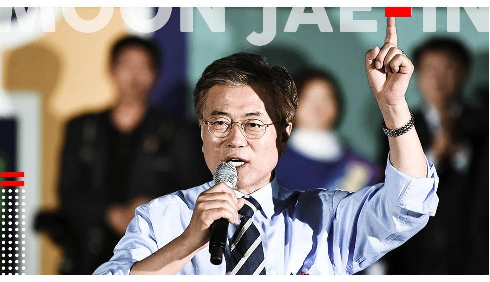 Tổng thống Hàn Quốc Moon Jae-in: Từ mái nhà xiêu vẹo cho người tị nạn tới Nhà Xanh danh giá, tuyên chiến với chaebol - Ảnh 4.
