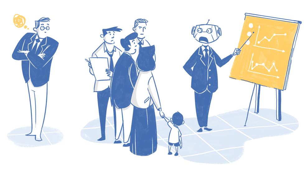 Cách mạng công nghệ 4.0 cập bến Việt Nam, môi giới chứng khoán có bị thay thế bởi robot? - Ảnh 7.
