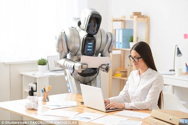 Trong tương lai không xa, có thể robot sẽ thay thế con người trong nhiều nhiệm vụ.