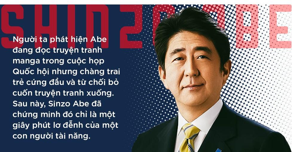 """Thủ tướng Shinzo Abe: """"Siêu nhân"""" của chính trường Nhật Bản, người đứng lên từ chính nơi vấp ngã - Ảnh 4."""