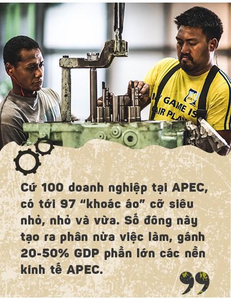 Chân dung những triệu phú thầm lặng gánh trên vai nền kinh tế APEC - Ảnh 4.