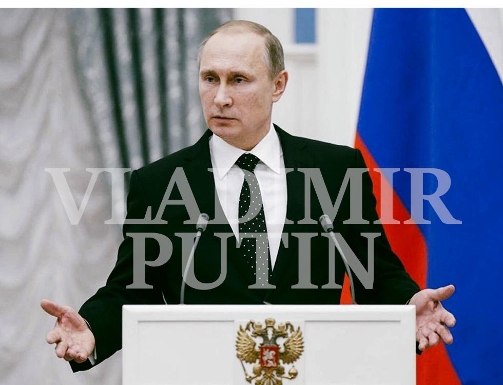 Tổng thống Putin: Người đàn ông chống lại cả phương Tây, đặt kỳ vọng lớn lao vào châu Á - Ảnh 4.