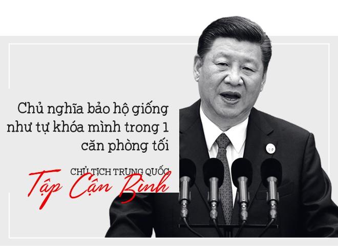 Tập Cận Bình – Người tô màu cho Giấc mộng Trung Hoa - Ảnh 4.