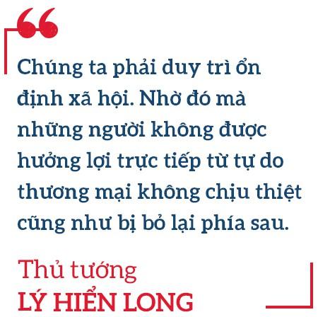 Thủ tướng Lý Hiển Long: Người đưa Singapore vượt khủng hoảng tới thịnh vượng với định hướng toàn cầu hóa - Ảnh 4.