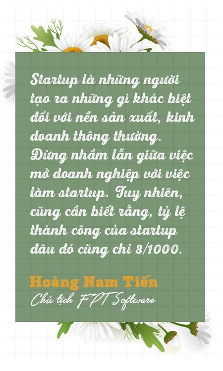 Chủ tịch FPT Software Hoàng Nam Tiến: Khởi nghiệp thời cách mạng 4.0 không đơn giản như Jack Ma nói! - Ảnh 4.