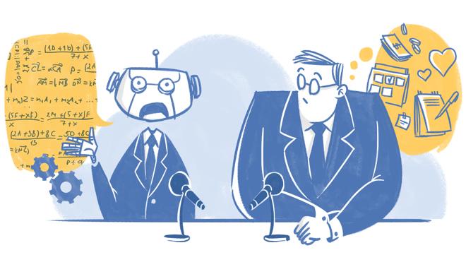 Cách mạng công nghệ 4.0 cập bến Việt Nam, môi giới chứng khoán có bị thay thế bởi robot? - Ảnh 8.