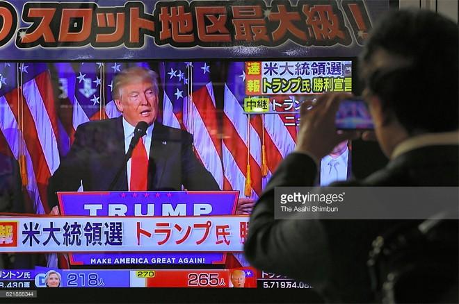 Tổng thống Donald Trump, Nước Mỹ trước tiên và APEC 2017 - Ảnh 10.