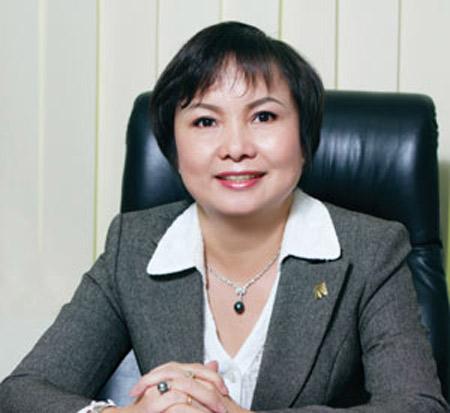 Bà Cao Thị Ngọc Dung - Chủ tịch HĐQT PNJ