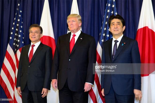 Tổng thống Donald Trump, Nước Mỹ trước tiên và APEC 2017 - Ảnh 12.