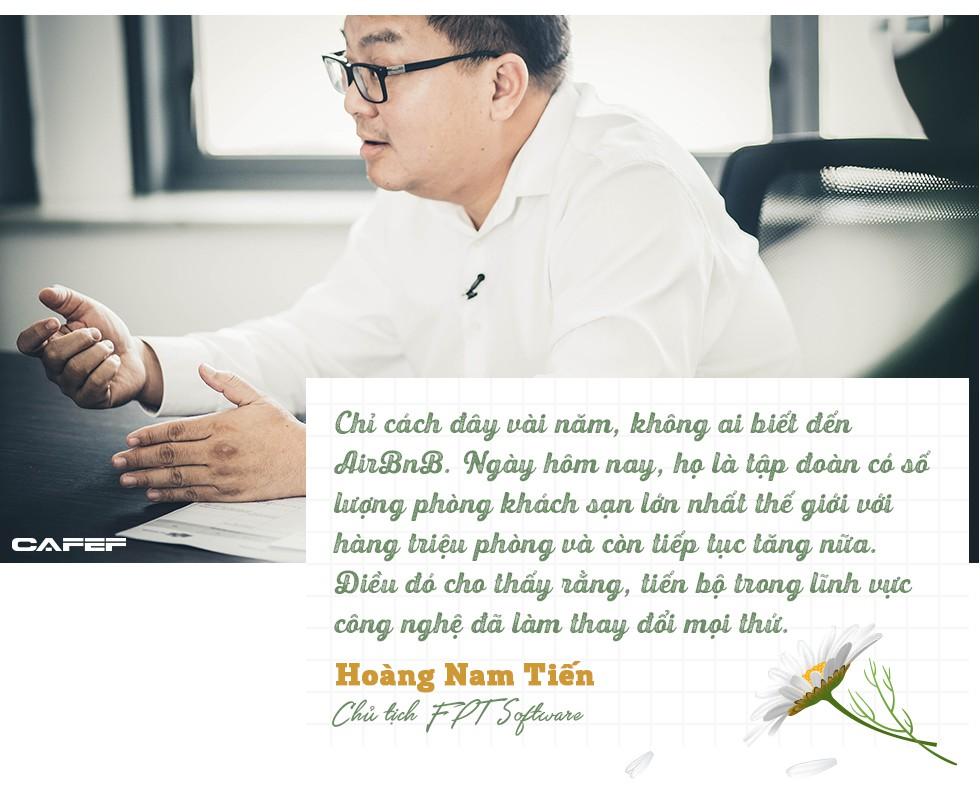 Chủ tịch FPT Software Hoàng Nam Tiến: Khởi nghiệp thời cách mạng 4.0 không đơn giản như Jack Ma nói! - Ảnh 7.