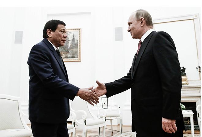 Tổng thống Rodrigo Duterte: Lên đỉnh danh vọng nhờ bàn tay sắt, niềm hy vọng của dân nghèo Philippines - Ảnh 6.