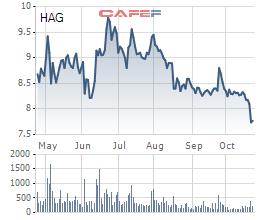 Bầu Đức lần đầu tiên đăng ký bán 23 triệu cổ phiếu để hỗ trợ HAGL tái cơ cấu nợ vay - Ảnh 1.