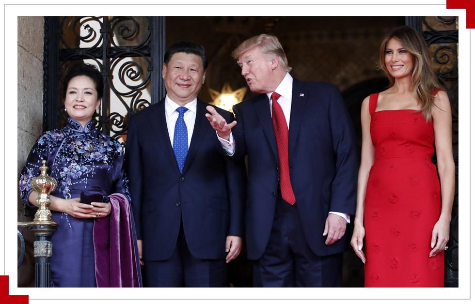 Tổng thống Donald Trump, Nước Mỹ trước tiên và APEC 2017 - Ảnh 13.