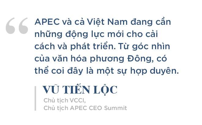 Chủ tịch APEC CEO Summit 2017: Việt Nam đã có thể tư duy cùng một đẳng cấp với toàn cầu! - Ảnh 6.