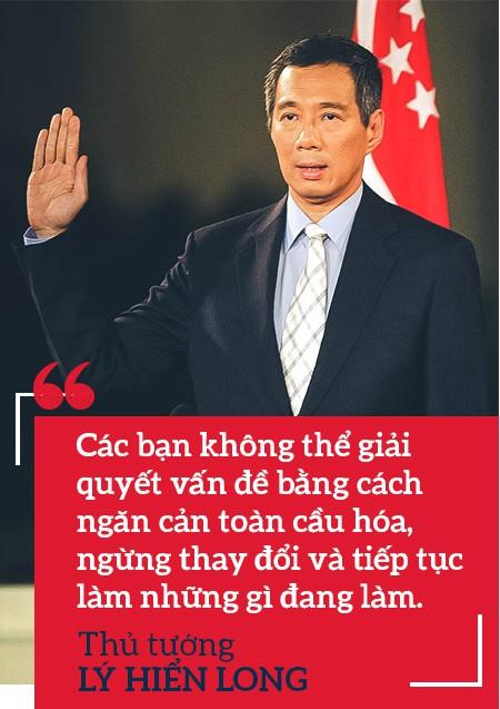 Thủ tướng Lý Hiển Long: Người đưa Singapore vượt khủng hoảng tới thịnh vượng với định hướng toàn cầu hóa - Ảnh 7.