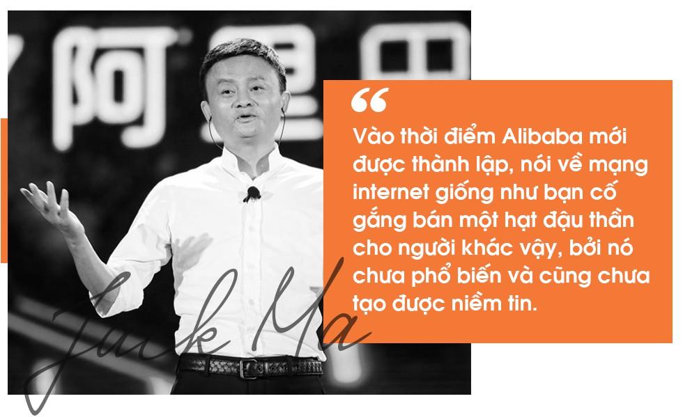 Cái bắt tay chấn động địa cầu và mối lương duyên kỳ lạ giữa cậu bé 6 tuổi Jack Ma với đế chế 470 tỷ Alibaba - Ảnh 8.