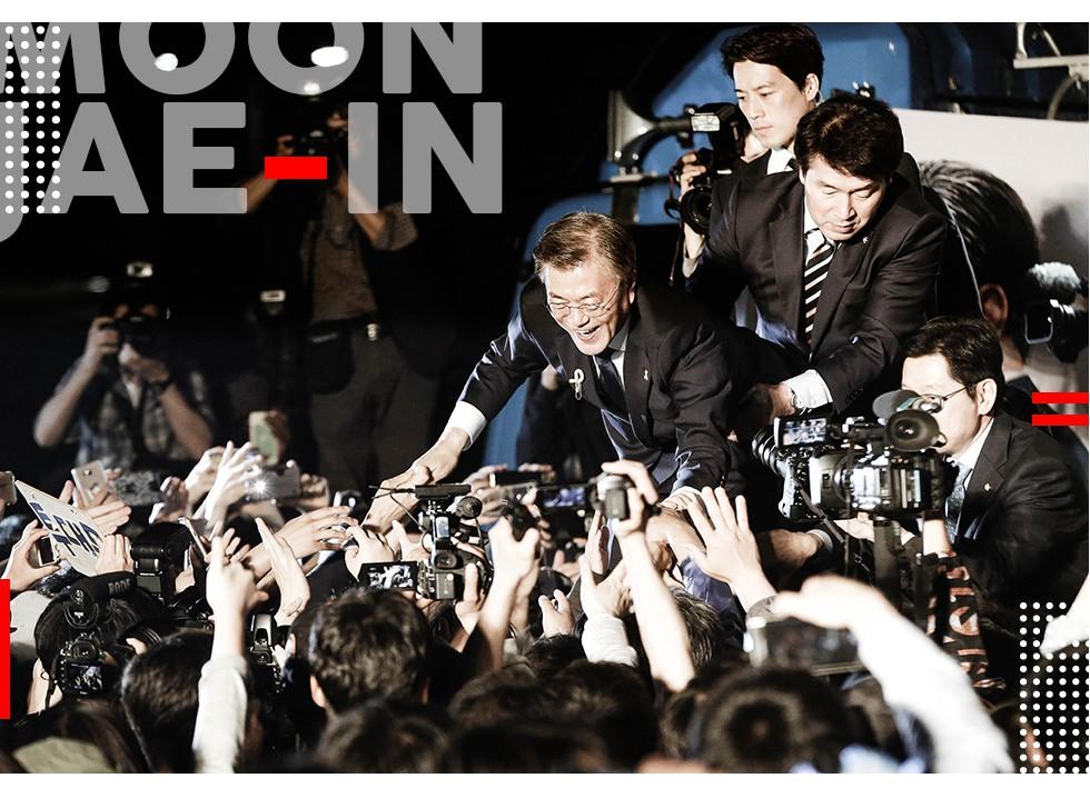 Tổng thống Hàn Quốc Moon Jae-in: Từ mái nhà xiêu vẹo cho người tị nạn tới Nhà Xanh danh giá, tuyên chiến với chaebol - Ảnh 8.
