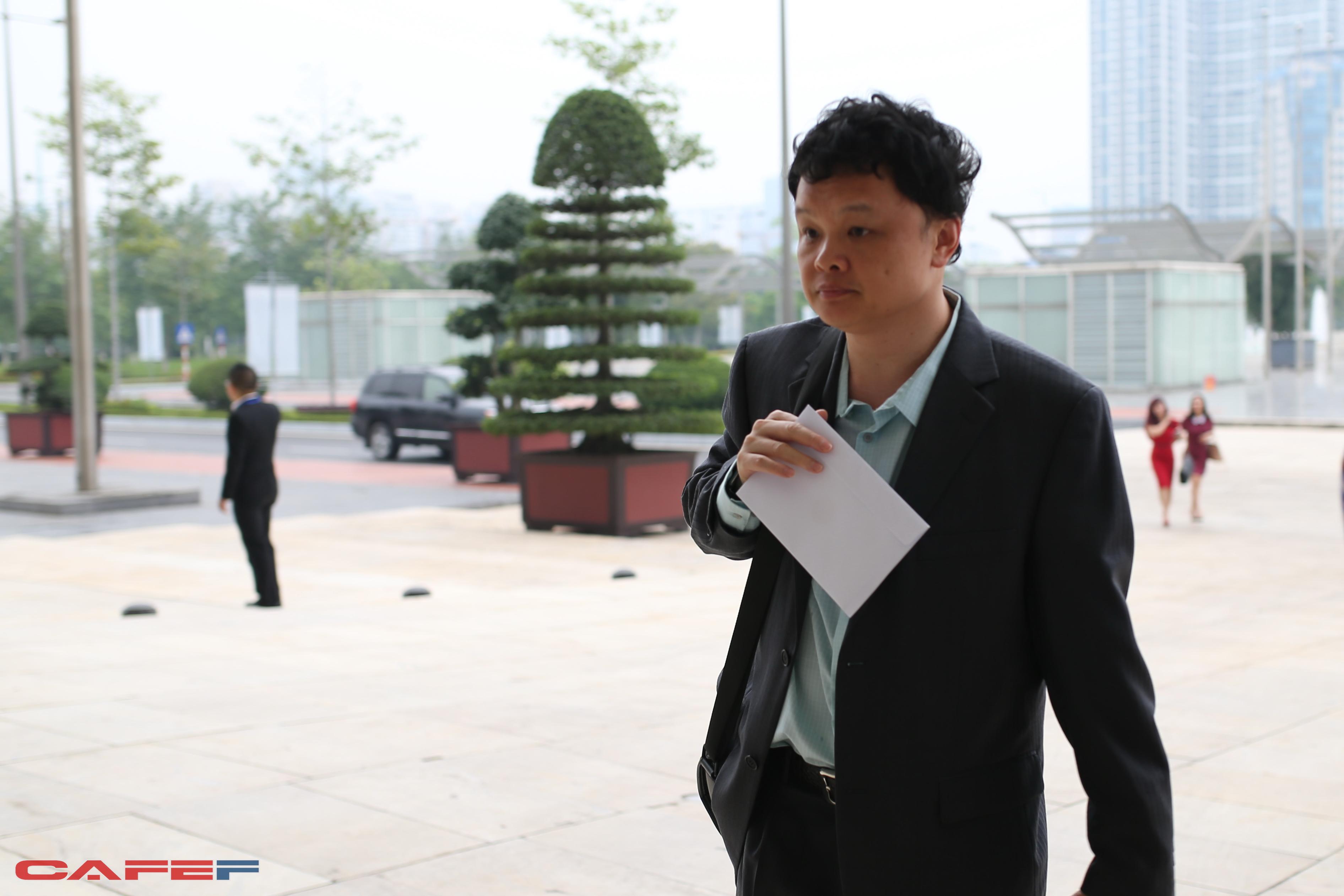 Tổng giám đốc VCCORP Nguyễn Thế Tân