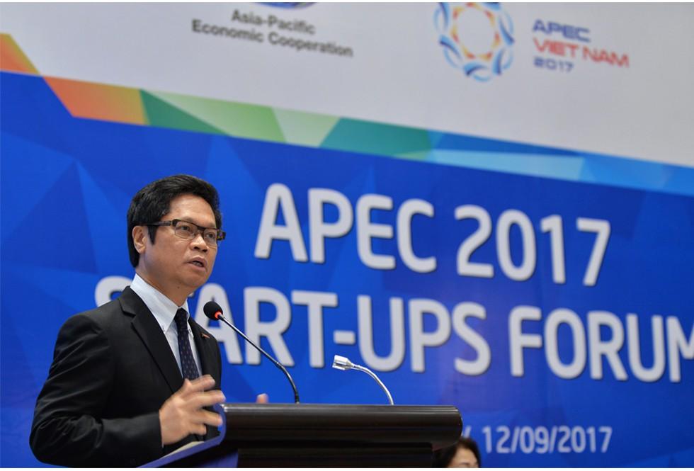 Chủ tịch APEC CEO Summit 2017: Việt Nam đã có thể tư duy cùng một đẳng cấp với toàn cầu! - Ảnh 7.