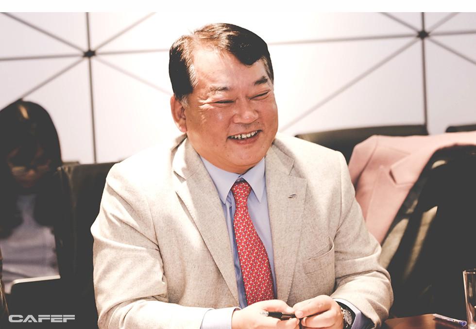 Phó Tổng giám đốc Samsung Việt Nam: Chúng tôi rất vui khi là công ty sản xuất ra rất nhiều em bé ở Việt Nam! - Ảnh 9.