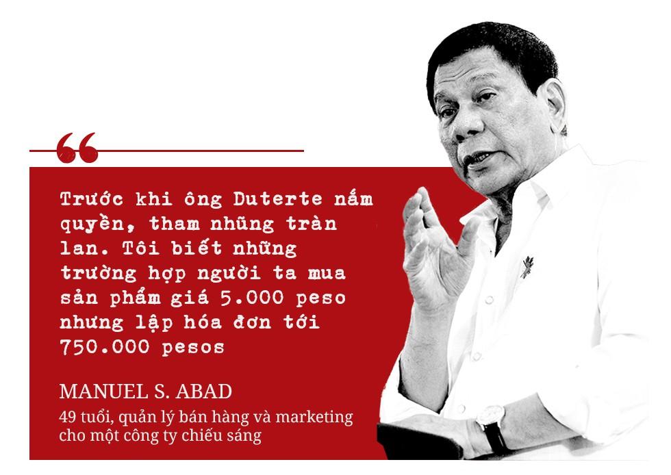 Tổng thống Rodrigo Duterte: Lên đỉnh danh vọng nhờ bàn tay sắt, niềm hy vọng của dân nghèo Philippines - Ảnh 8.