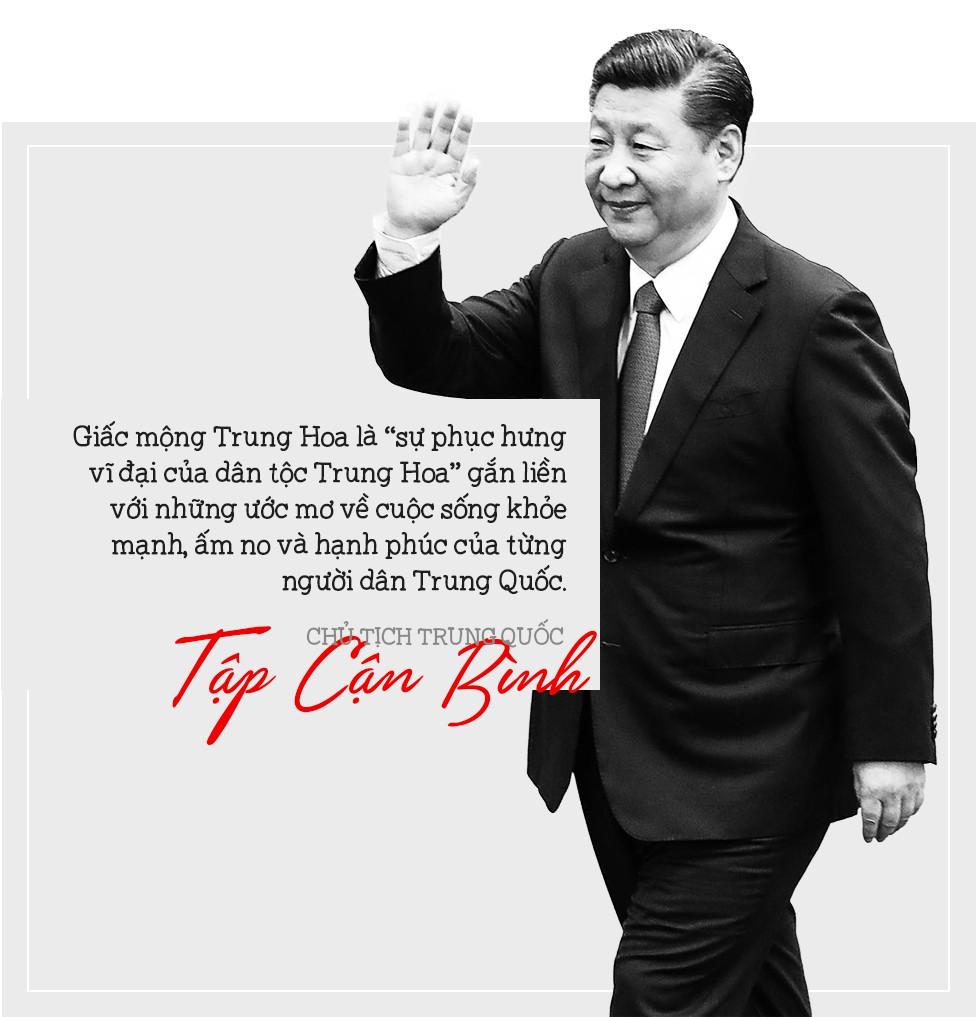 Tập Cận Bình – Người tô màu cho Giấc mộng Trung Hoa - Ảnh 10.