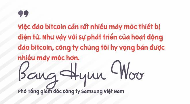 Phó Tổng giám đốc Samsung Việt Nam: Chúng tôi rất vui khi là công ty sản xuất ra rất nhiều em bé ở Việt Nam! - Ảnh 10.