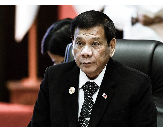 Tổng thống Rodrigo Duterte: Lên đỉnh danh vọng nhờ bàn tay sắt, niềm hy vọng của dân nghèo Philippines - Ảnh 9.
