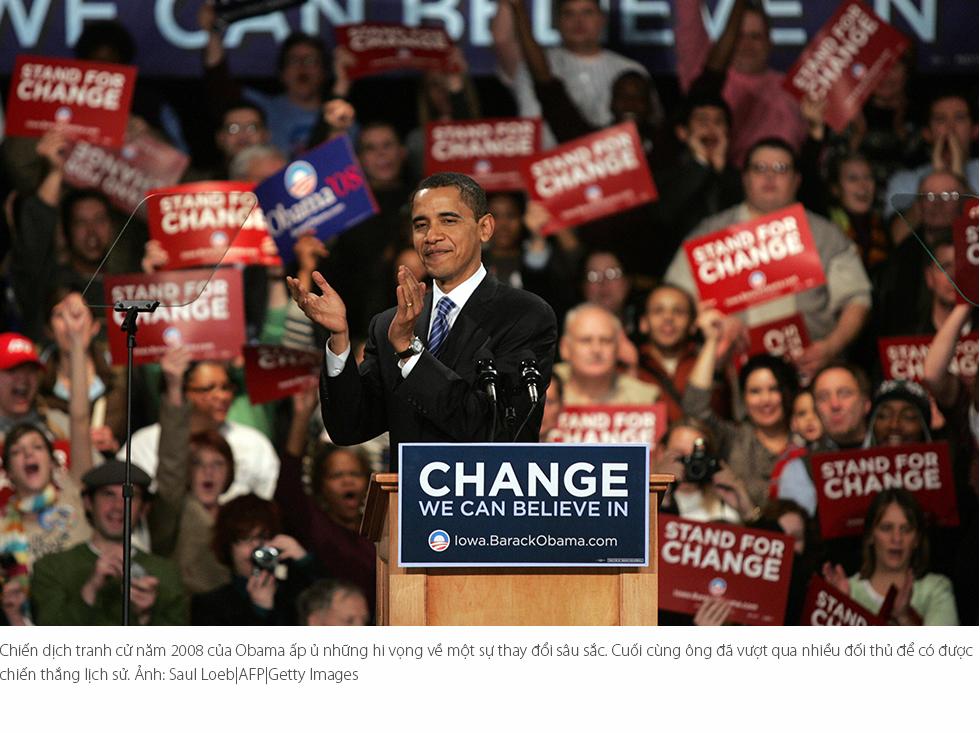 Tạm biệt, Barack Obama... - Ảnh 1.