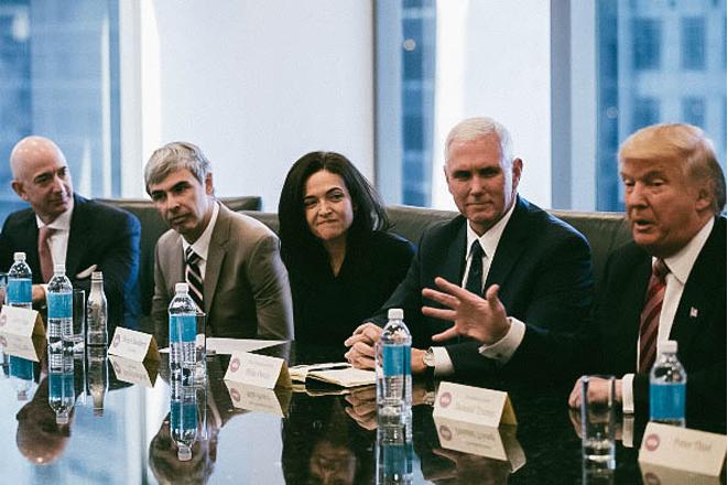 Sheryl Sandberg - Người phụ nữ quyền lực nhất ở Facebook và những chuyện chưa kể về vị COO đặc biệt nhất thế giới - Ảnh 2.