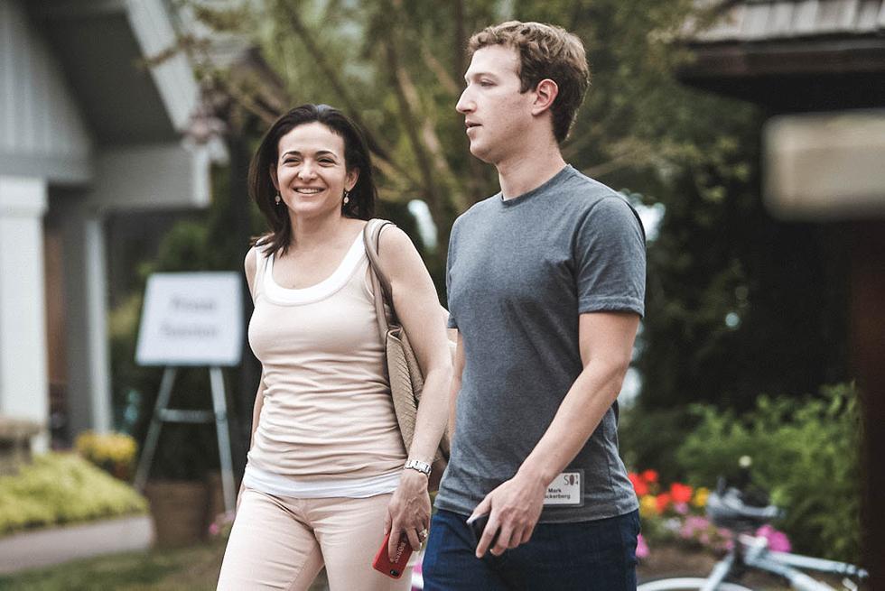 Sheryl Sandberg - Người phụ nữ quyền lực nhất ở Facebook và những chuyện chưa kể về vị COO đặc biệt nhất thế giới - Ảnh 5.