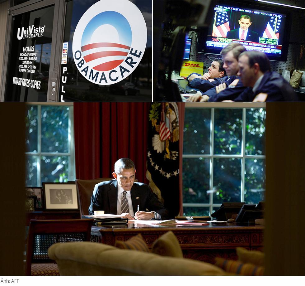 Tạm biệt, Barack Obama... - Ảnh 4.