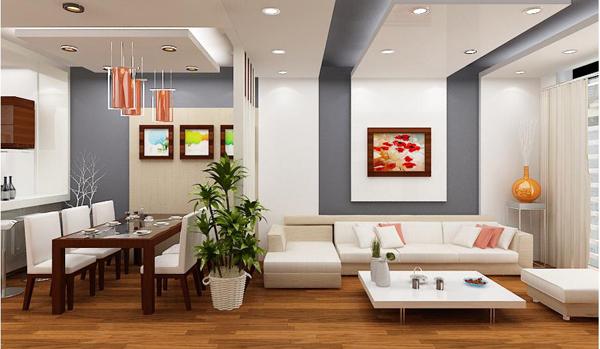 Lựa chọn được những thiết kế trần thạch cao chung cư phù hợp sẽ giúp căn hộ nhỏ của bạn trở nên sang trọng, khác biệt, và mang lại cảm giác rộng thoáng hơn.