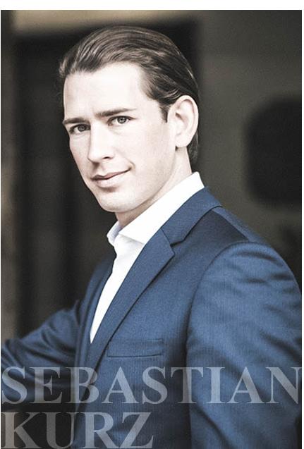 """27 tuổi làm Ngoại trưởng, 31 tuổi sắp trở thành Thủ tướng, """"làn gió mới"""" Sebastian Kurz là ai? - Ảnh 8."""