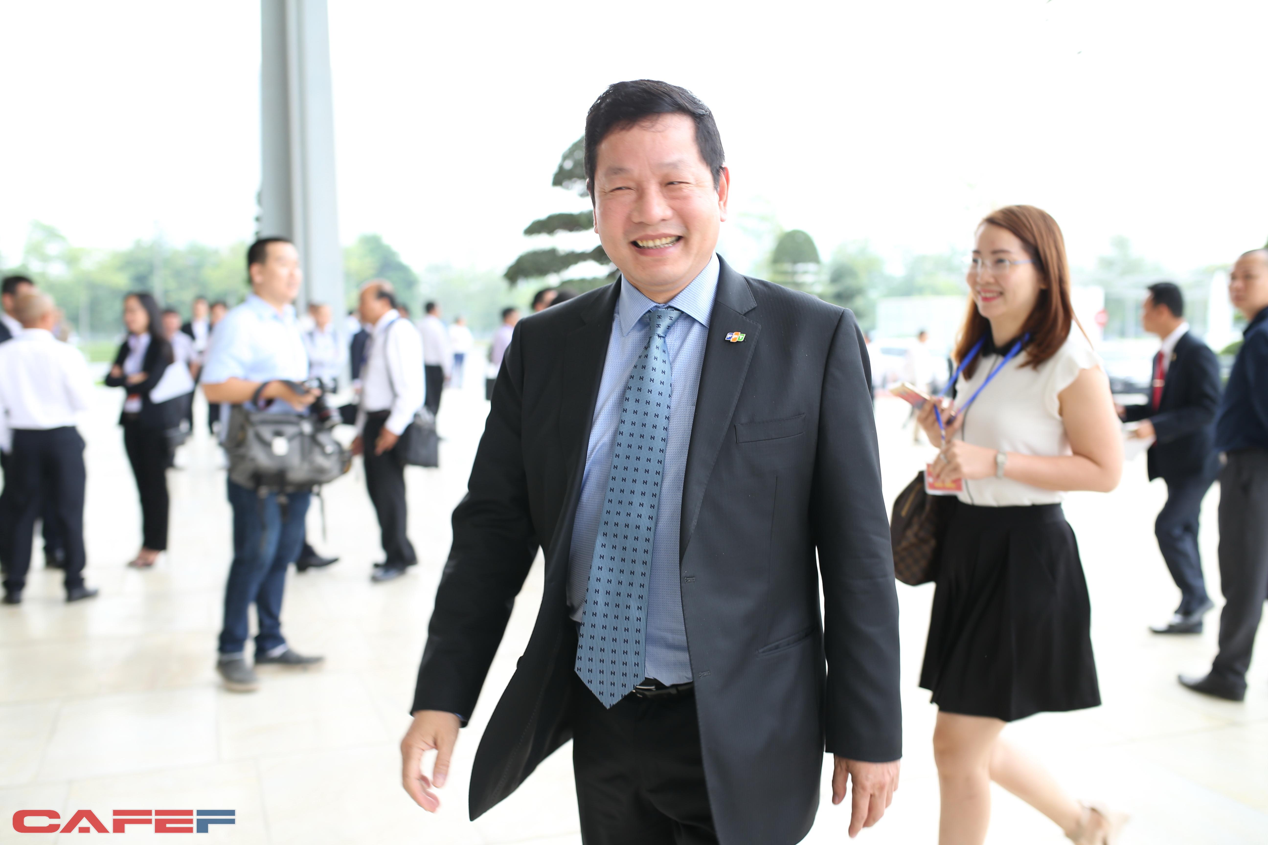 Chủ tịch FPT Trương Gia Bình