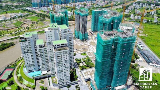 Dự án Đảo Kim Cương đang triển khai giai đoạn 2.
