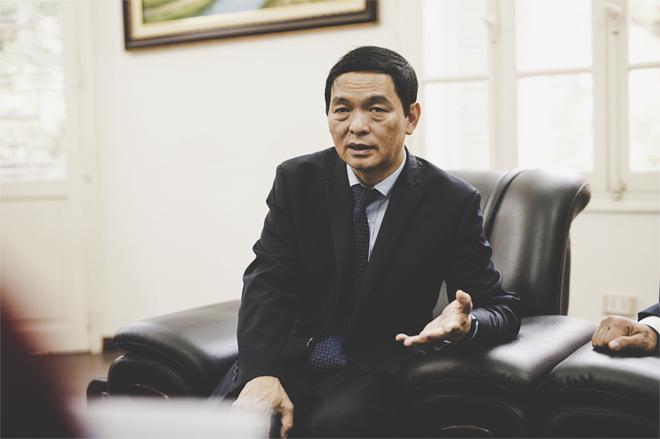 Chủ tịch HĐQT Hòa Bình (HBC): Khi địa ốc đã qua thời bùng nổ mới tính chuyện đi nước ngoài thì đã muộn rồi - Ảnh 2.