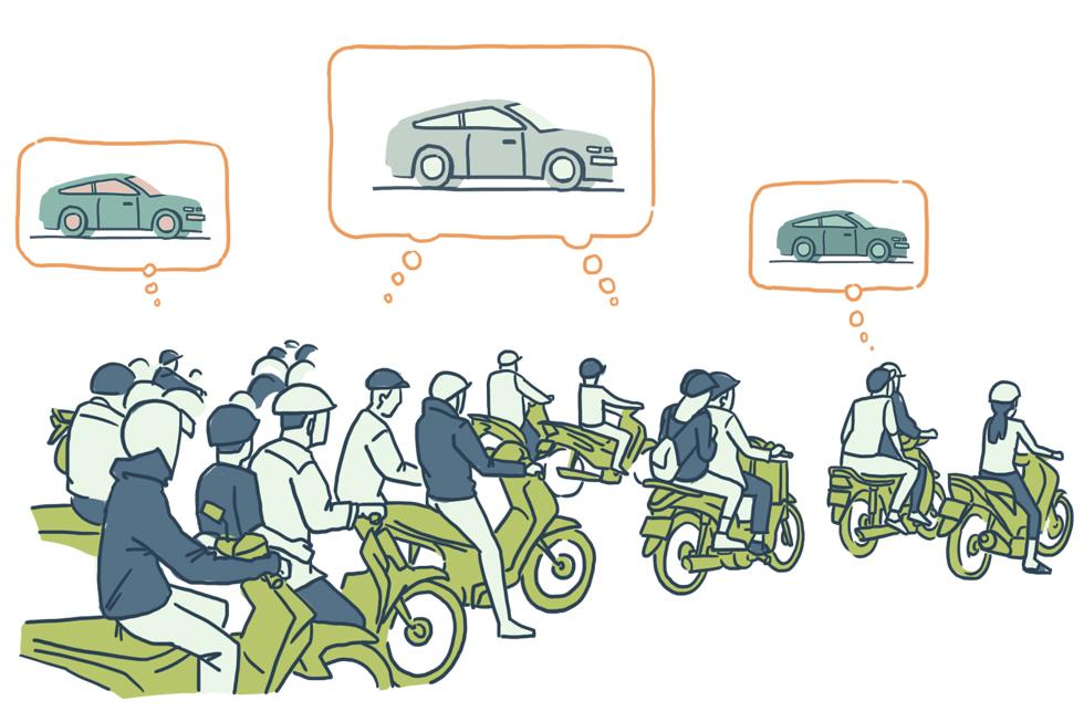 Hai giấc mơ của ngành công nghiệp ôtô Việt Nam - Ảnh 2.