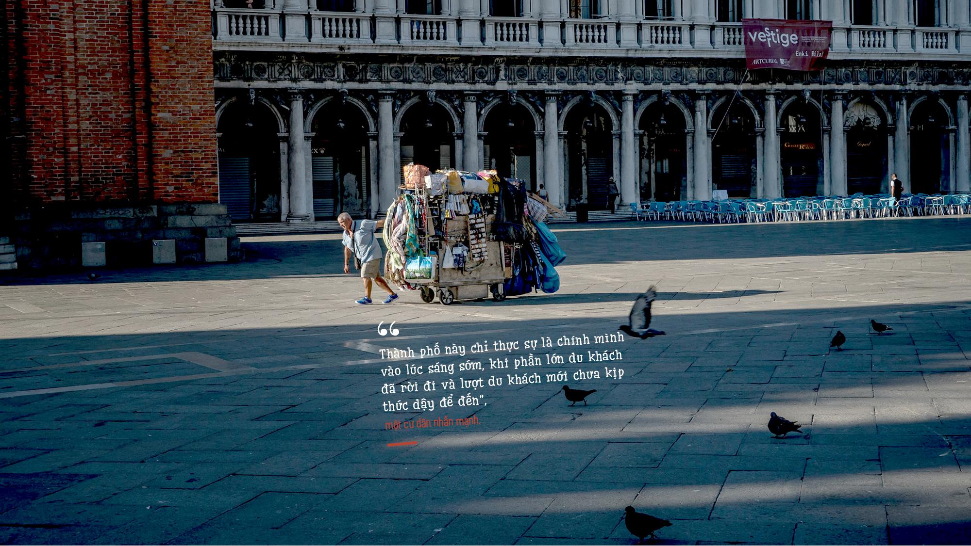 Venice: Thành phố tình yêu bị bức tử bởi… tình yêu - Ảnh 9.