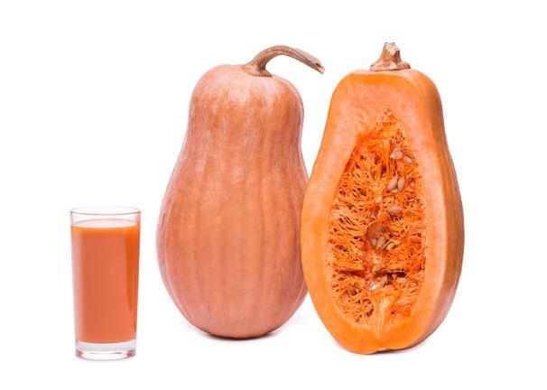 Bí ngô có nhiều lợi ích sức khỏe, giảm các triệu chứng đau bụng, đầy hơi và ngăn ngừa nguy cơ viêm loét dạ dày.