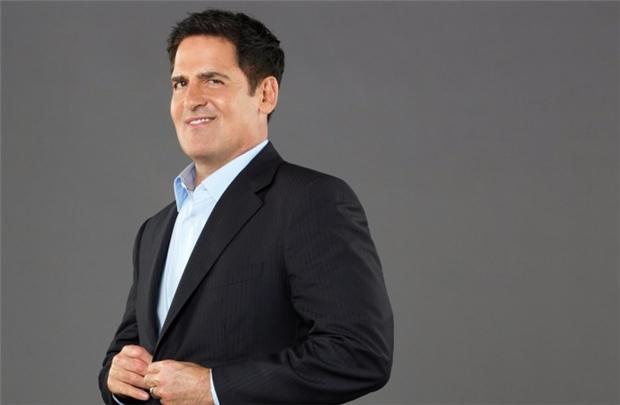 Tỷ phú Mark Cuban sẽ lựa chọn bắt đầu làm việc lại ngay sau khi thất bại.