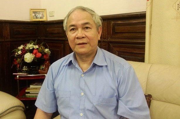 Ông Trịnh Cần Chính, con trai doanh nhân Trịnh Văn Bô. Ảnh: Diệu Bình