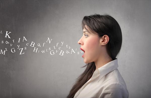 Giọng nói tác động tới hiệu giao tiếp.