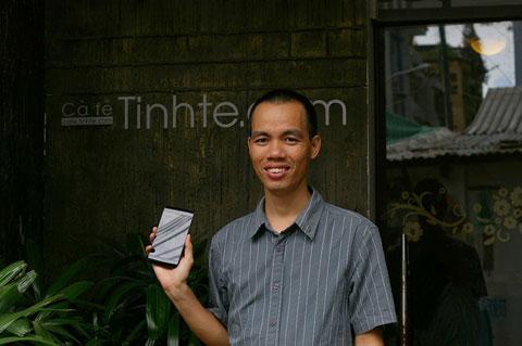 Sinh viên Trần Mạnh Hiệp cần 6 năm để hoàn tất chương trình tại Đại học Kinh tế TPHCM