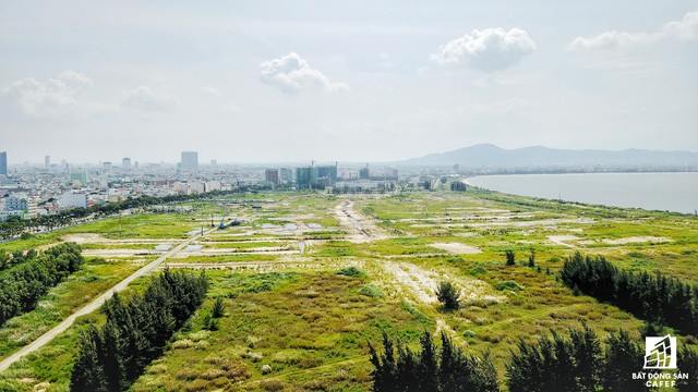 Hiện trạng khu đất vàng dự án The Sunrise Bay Đà Nẵng