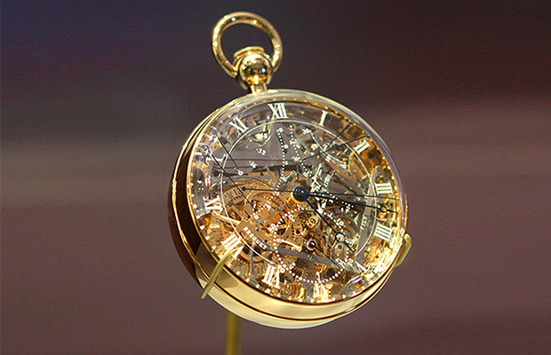 Breguet Grande Complication, Marie Antoinette giá 30 triệu USD.
